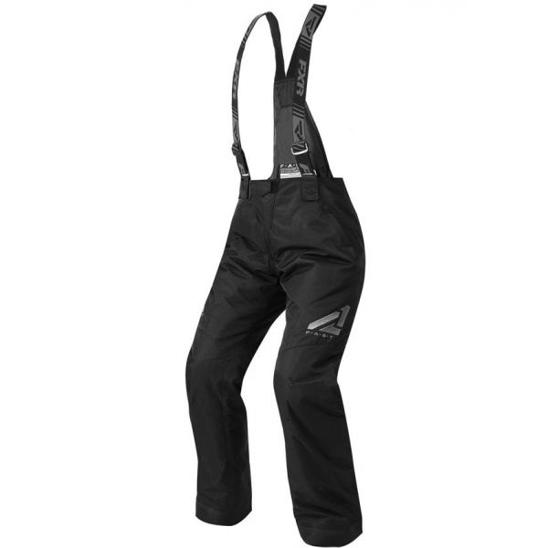 Pantaloni Snow - Dama FXR Pantaloni Snow Dama Insulated Fuel Black 2018