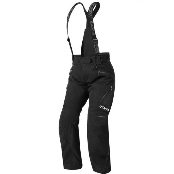 Pantaloni Snow - Dama FXR Pantaloni Snow Dama Insulated Renegade FX Black 2021