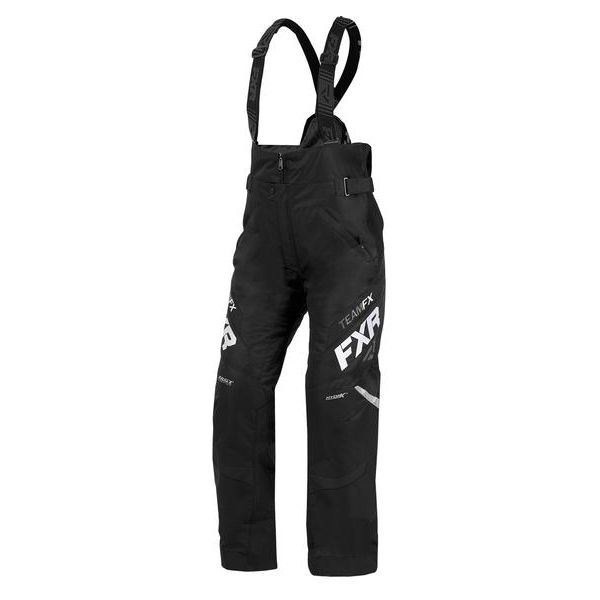 Pantaloni Snow - Dama FXR Pantaloni Snow Dama Insulated Team Black 2020