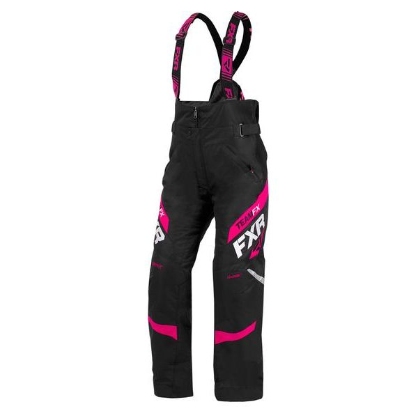 Pantaloni Snow - Dama FXR Pantaloni Snow Dama Insulated Team Black/Fuchsia 2020