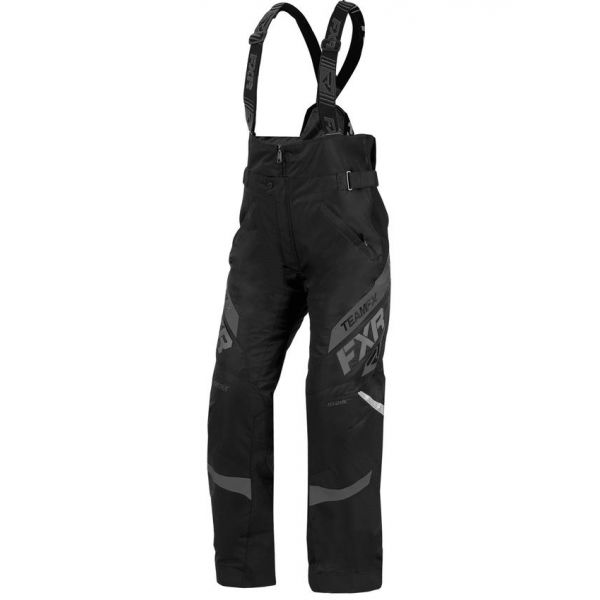 Pantaloni Snow - Dama FXR Pantaloni Snow Dama Insulated Team Black/Ocean 2020