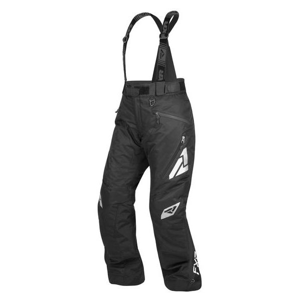 Pantaloni Snow - Dama FXR Pantaloni Snow Dama Insulated Vertical Pro Black 2021