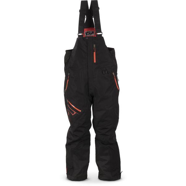Pantaloni Snow 509 Pantaloni Snow Insulated Range Bib Red 2020