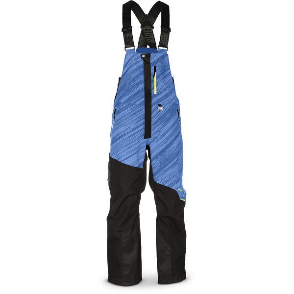 Pantaloni Snow 509 Pantaloni Snow Non Insulated Evolve Bib Blue Hi Vis 2020