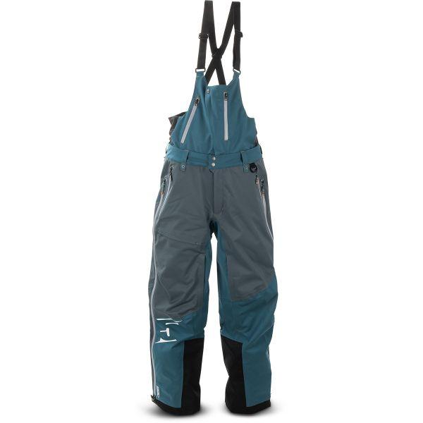 Pantaloni Snow 509 Pantaloni Snow Non Insulated Stoke Shell Blue Stone 2020