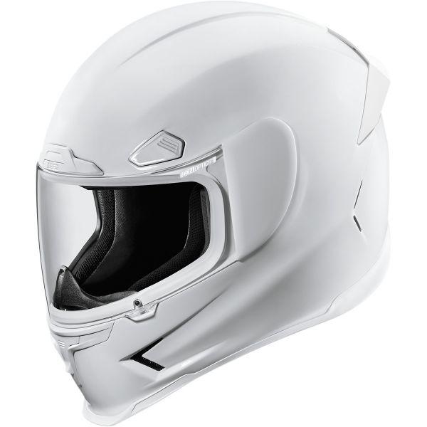 Casti Moto Integrale Icon Casca Moto Full-Face Airframe Pro Gloss White 2021