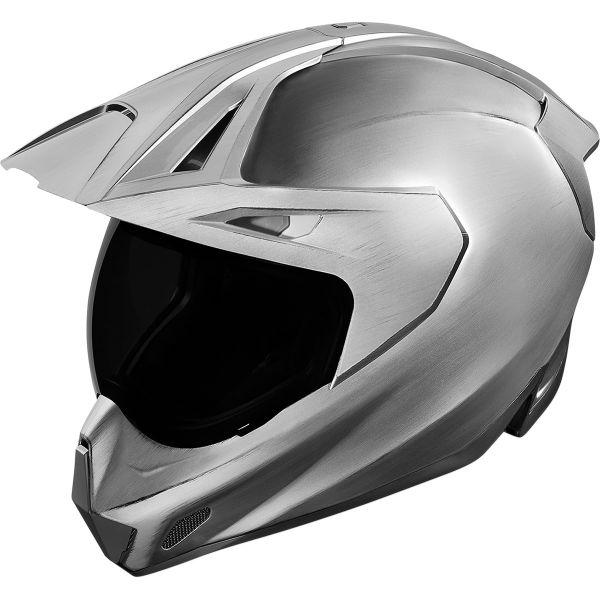Casti Moto Adventure-Touring Icon Casca Moto Full-Face Variant Pro Quicksilver 2021
