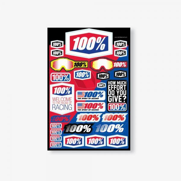 Grafice Moto 100 la suta Folie Stickere Moto