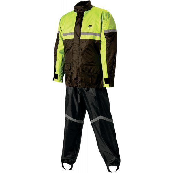 Combinezoane Ploaie Nelson Rigg Costum Ploaie SR-6000 Hi-Vis Yellow 2021