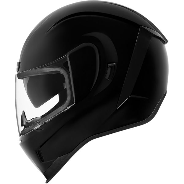 Casti Moto Integrale Icon Casca Moto Full-Face Airform Black 2021