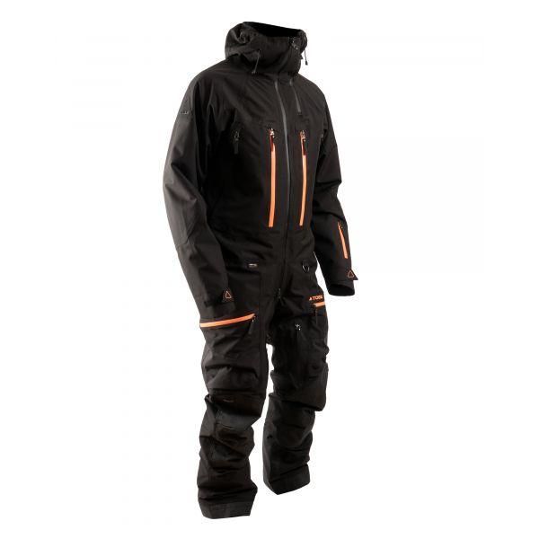 Combinezon Monosuit SNOW Tobe Combinezon Snow Non-Insulated Macer V2 Jet Black 2022