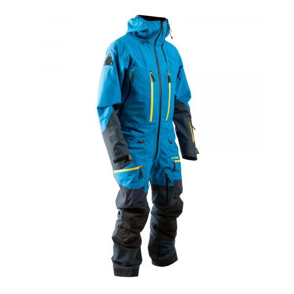 Combinezon Monosuit SNOW Tobe Combinezon Snow Non-Insulated Macer V2 Blue Aster 2022