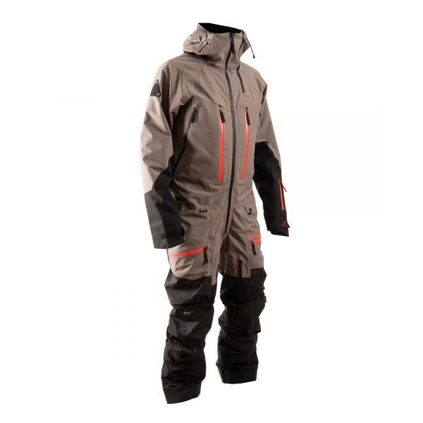 Combinezon Monosuit SNOW Tobe Combinezon Snow Non-Insulated Macer V2 Steel Gray 2022