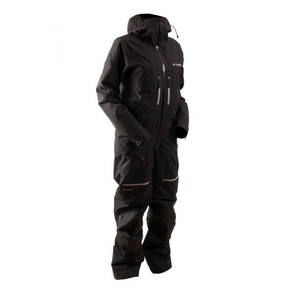 Combinezon Monosuit SNOW Dama Tobe Combinezon Snow Dama Non-Insulated Ekta Jet Black 2022