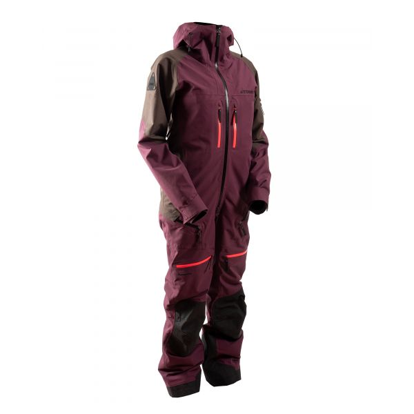 Combinezon Monosuit SNOW Dama Tobe Combinezon Snow Dama Non-Insulated Ekta Prune Purple 2022