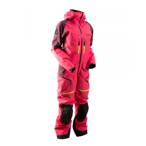 Combinezon Monosuit SNOW Dama Tobe Combinezon Snow Dama Non-Insulated Ekta Raspberry Sorbert 2022
