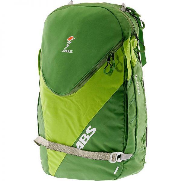 Echipamente Salvare Avalansa ABS LICHIDARE STOC Extensie Rucsac Vario 18 Zip-on Lime Green