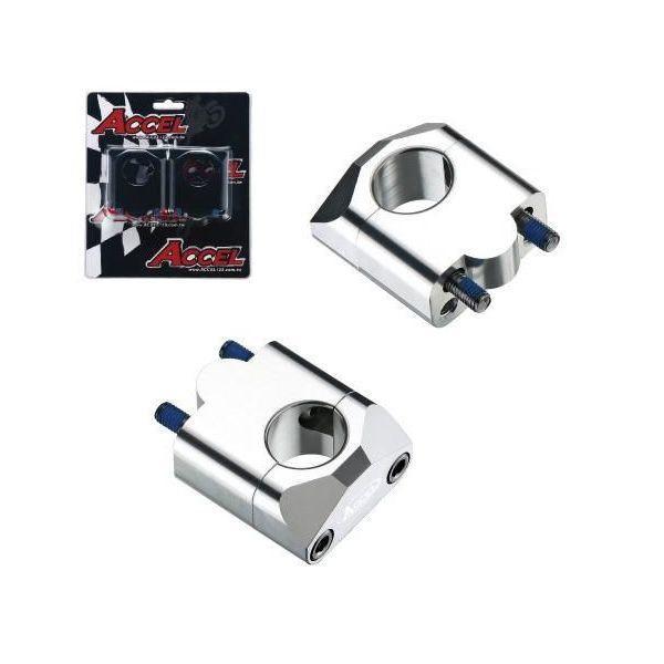 Accesorii Ghidon Accel Inaltator Ghidon 22>28mm 35mm Black