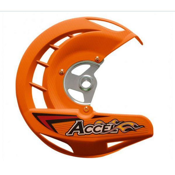 Accel Protectie Disc De Frana KTM SX / SXF '03 -'14, EXC, EXCF '03 -'14 Portocaliu