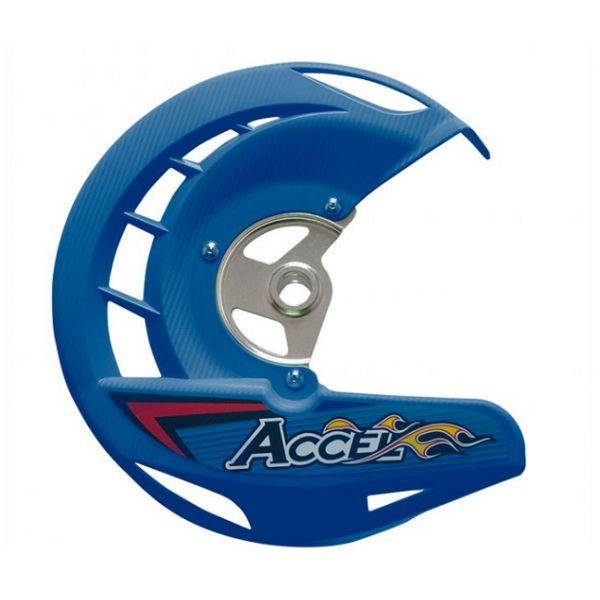 Accel Protectie Disc De Frana Yamaha YZ / YZF / WRF '04 -'13 Albastru