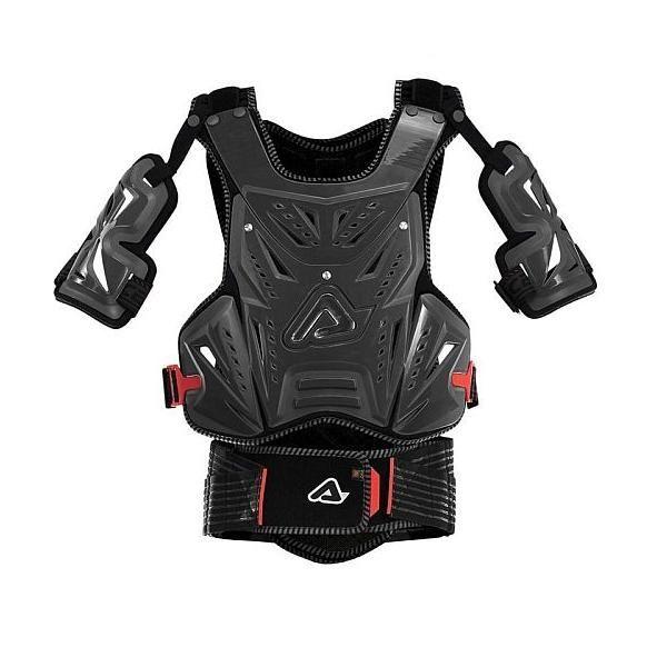 Protectii Piept-Spate Acerbis Protectie Piept Cosmo MX 2.0 Black/Red