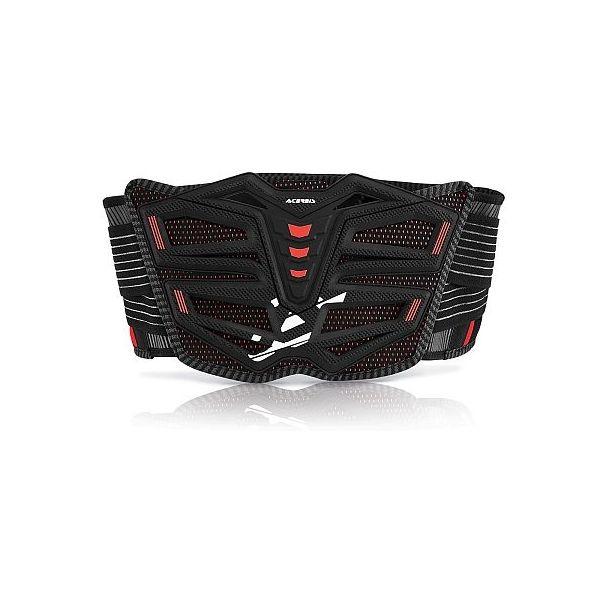 Centuri Moto Spate Acerbis Brau Motobrand 2.0 Black/Red