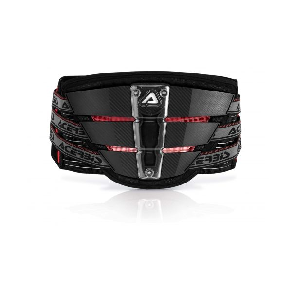 Centuri Moto Spate Acerbis Brau Profile Evo 2.0 Black/Red