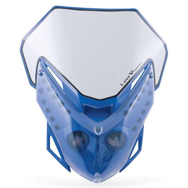 Plastice Universale Acerbis Far Led Vision S6