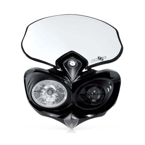 Faruri Moto Universale Acerbis Far Universal Cyclope Black