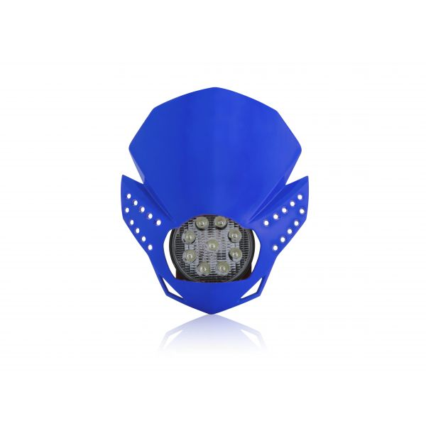 Faruri Moto Universale Acerbis Far Universal Fulmine Blue