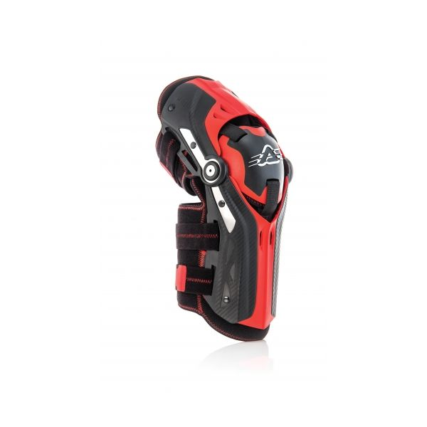 Genunchiere si Orteze Acerbis Genunchiere Gorilla Black/Red