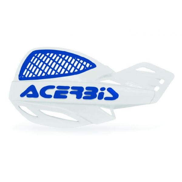 Handguard Acerbis Handguard MX Uniko Vented Alb/Albastru