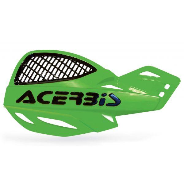 Acerbis Handguard MX Uniko Vented Green/Negru