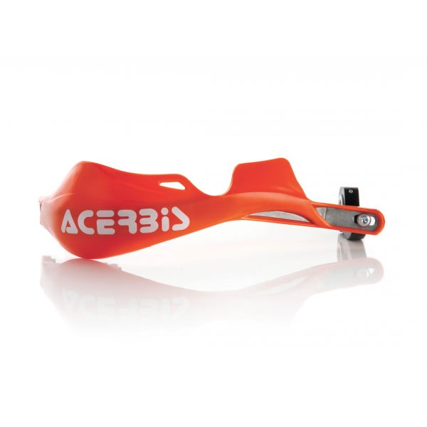 Handguard Acerbis Handguard Rally Pro Portocaliu/Alb