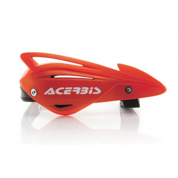 Handguard Acerbis Handguard Tri Fit Portocaliu/Alb