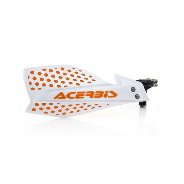 Handguard Acerbis Handguard X-Ultimate Alb/Portocaliu