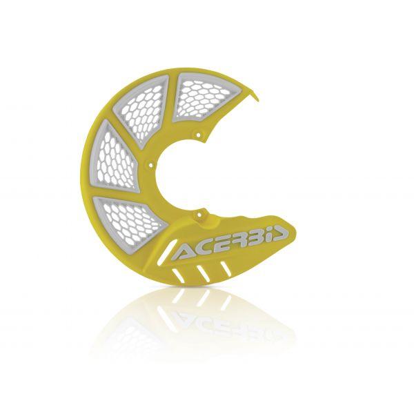 Protectii Disc Frana Acerbis Protectie Disc Frana Fata AC X-Brake 2.0 Galben