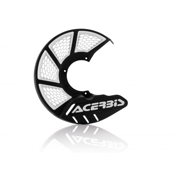 Protectii Disc Frana Acerbis Protectie Disc Frana Fata AC X-Brake 2.0 Negru