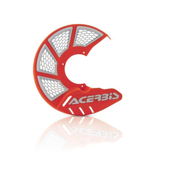 Protectii Disc Frana Acerbis Protectie Disc Frana Fata AC X-Brake 2.0 Portocaliu 016
