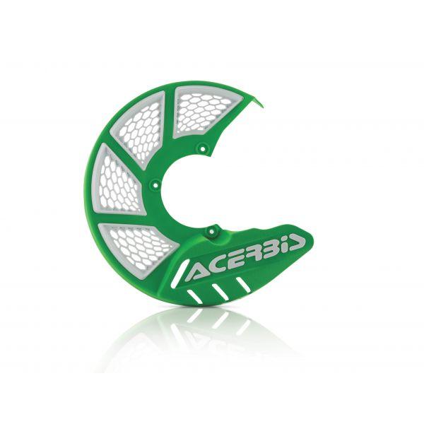 Protectii Disc Frana Acerbis Protectie Disc Frana Fata AC X-Brake 2.0 Verde