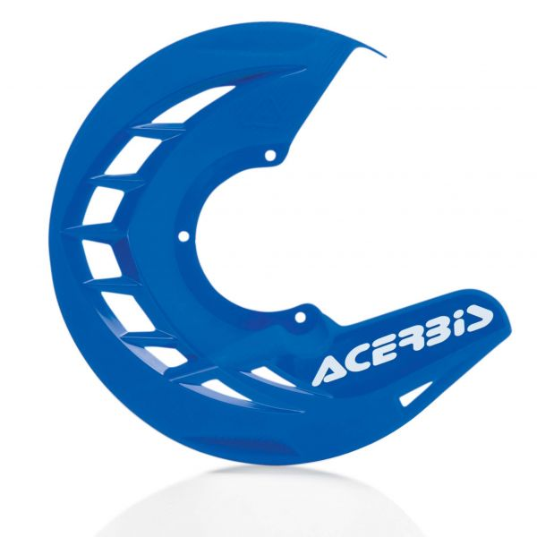 Protectii Disc Frana Acerbis Protectie Disc Frana Fata AC X-Brake Albastru
