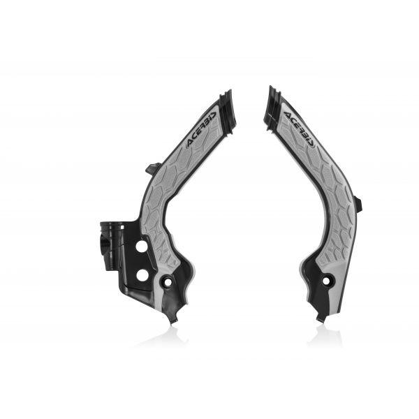 Scuturi moto Acerbis Protectii Cadru X-Grip Husqvarna TC/TC 19-20 Black/Gray