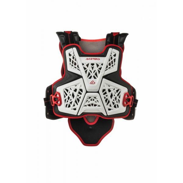 Protectii Moto Piept/Spate Acerbis Vesta Protectie Moto Jump White/Black 2021