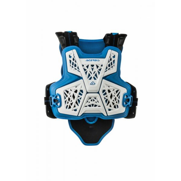 Protectii Moto Piept/Spate Acerbis Vesta Protectie Moto Jump White/Blue 2021