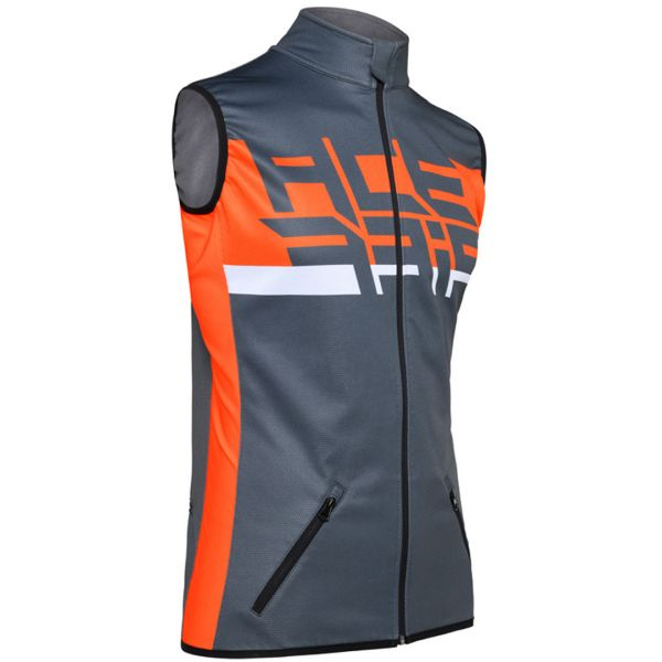 Geci Enduro Acerbis Vesta X-Wind Softshell Orange 2020