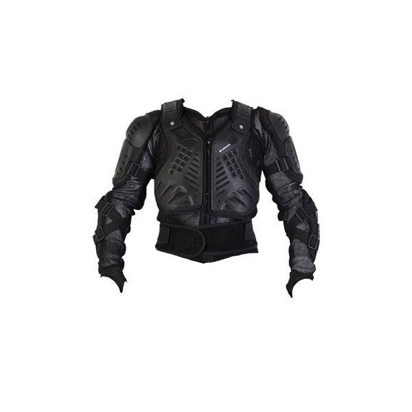 Armuri Moto-Integrale Adrenaline Armura Moto MX ADRENALINE STONE CE Black 2021