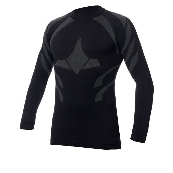 Imbracaminte Moto Function Adrenaline Bluza Termoactiva ADRENALINE DESERT Black/Grey 2021