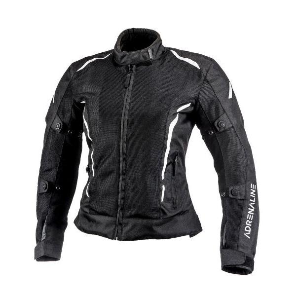 Geci Moto Textil - Dama Adrenaline Geaca Moto Textila Dama MESHTEC 2.0 CE Black 2021