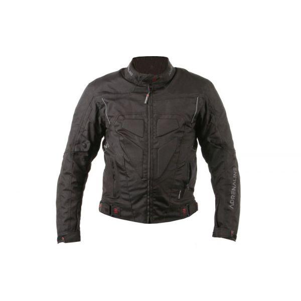 Geci Moto Textil Adrenaline Geaca Moto Textila HERCULES CE Black 2021