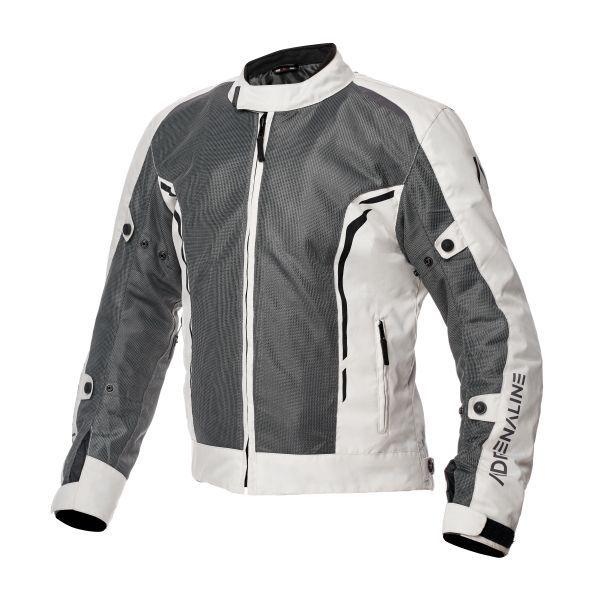 Geci Moto Textil Adrenaline Geaca Moto Textila MESHTEC 2.0 CE Grey 2021